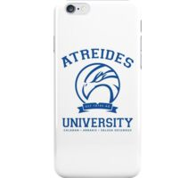 Atreides University | Blue iPhone Case/Skin