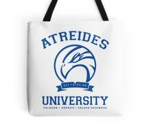 Atreides University | Blue Tote Bag