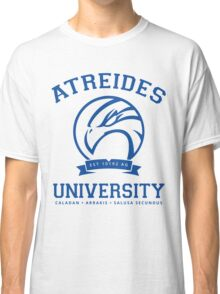 Atreides University | Blue Classic T-Shirt