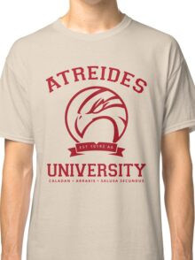 Atreides University | Red Classic T-Shirt