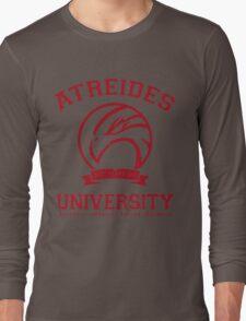 Atreides University | Red Long Sleeve T-Shirt