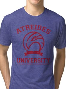 Atreides University | Red Tri-blend T-Shirt