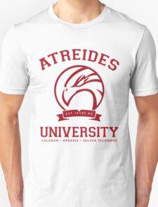 Atreides University | Red T-Shirt