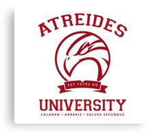 Atreides University | Red Canvas Print
