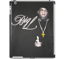 Big L iPad Case/Skin