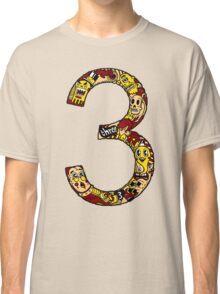 Abstract Three Classic T-Shirt