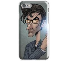 Dr who David Tenant  iPhone Case/Skin