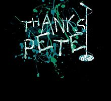 Thanks Pete! by InTheWorks