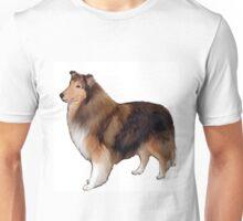 Sable Collie Unisex T-Shirt