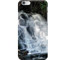 Falls at Springbrook in the Sunlight iPhone Case/Skin