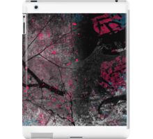 shark dark night sea iPad Case/Skin
