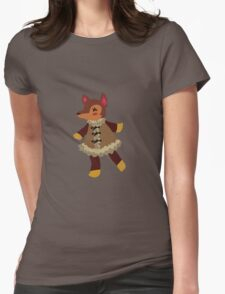Fauna Womens Fitted T-Shirt