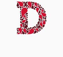 The letter D Unisex T-Shirt