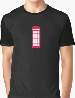 phone booth Graphic T-Shirt