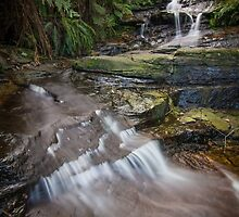 Upper Cascades by robinsonimagery