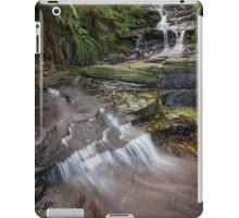 Upper Cascades iPad Case/Skin