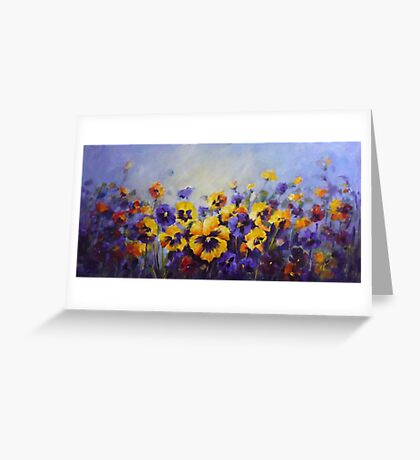 Spring is in the air Greeting Card