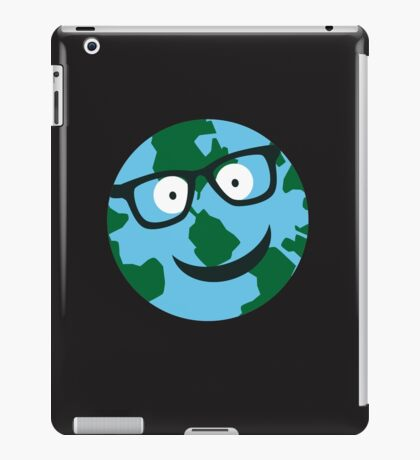 Nerdy Earth iPad Case/Skin