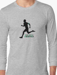 2016 Boston Marathon Long Sleeve T-Shirt