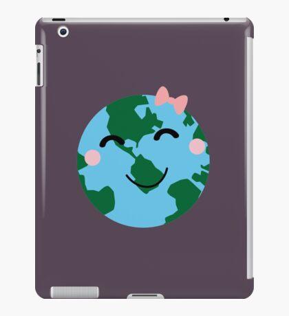 Happy Earth iPad Case/Skin