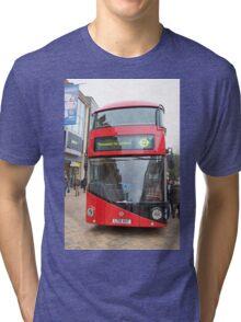 New London bus Prototype Tri-blend T-Shirt