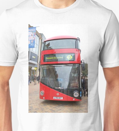 New London bus Prototype Unisex T-Shirt