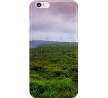 wind farm iPhone Case/Skin