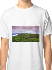 wind farm Classic T-Shirt