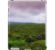 wind farm iPad Case/Skin