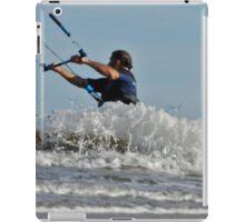 kite surfer iPad Case/Skin