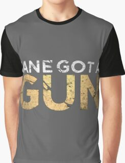 jane got a gun movie logo Graphic T-Shirt