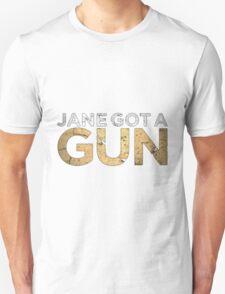 jane got a gun movie logo T-Shirt