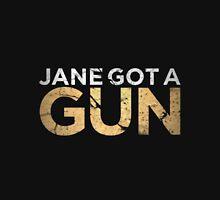 jane got a gun movie logo Unisex T-Shirt