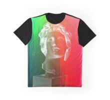 Rainbow bust Graphic T-Shirt