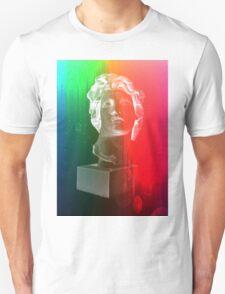 Rainbow bust T-Shirt