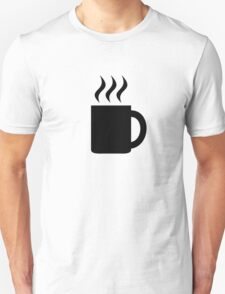 Hot beverage cup T-Shirt