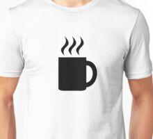 Hot beverage cup Unisex T-Shirt