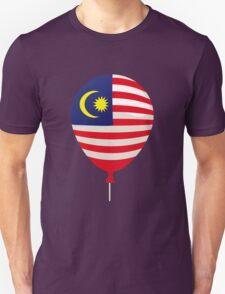 Malaysia Flag Unisex T-Shirt
