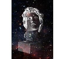 Space face Photographic Print