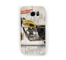 Triumph Bonneville T120 1964 Samsung Galaxy Case/Skin