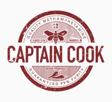 Captain Cook One Piece - Short Sleeve