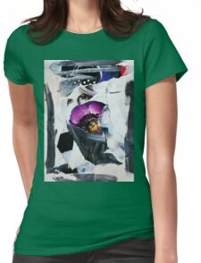 AC No.4 Womens Fitted T-Shirt