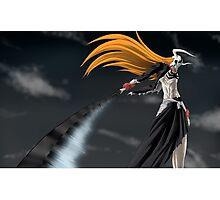 Ichigo Bleach Epic ichigo sword Photographic Print