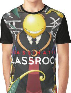 Assassination Classroom Poster Graphic T-Shirt