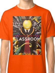 Assassination Classroom Poster Classic T-Shirt