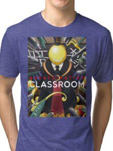 Assassination Classroom Poster Tri-blend T-Shirt