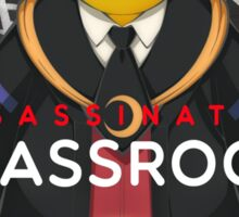 Assassination Classroom Poster Sticker