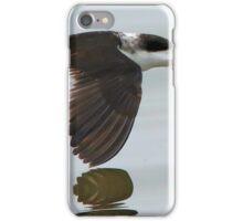 Black Skimmer iPhone Case/Skin