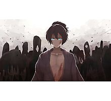 noragani epic- yato yatogami god epic Photographic Print