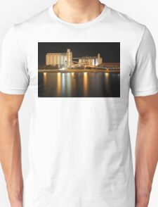 Wallaroo Silo's at Night Unisex T-Shirt